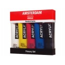 Akril set 5x120ml Amsterdam