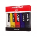 Akril set 5x120ml Mixing Amsterdam
