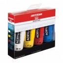 Akril set 4x75ml Amsterdam