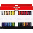 Akril set 24x20ml Amsterdam